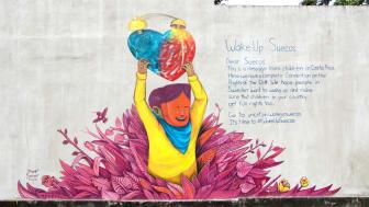 """UNICEF Sverige inspireras av Costa Rica för att sätta press på den svenska regeringen – lanserar initiativet """"WakeUpSuecos"""""""