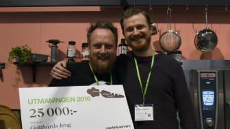 Norrland tog storslam i Martin & Serveras vego-utmaning