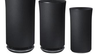 Wireless Audio 360 R1 + R3 + R5
