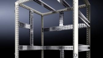Det nya VX25 golvskåp bidrar till att minska komplexiteten på grund av ett konsekvent 25 mm hålmönster och fullständig symmetri.