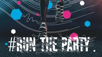Pressinbjudan: Välkommen till loppet där du springer rakt in i en fest