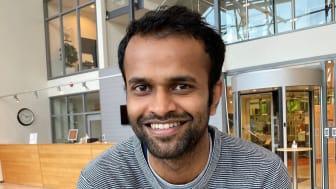 Arun Ramanathan Balachandramurthi har undersökt hur väl pulverbäddsbaserad additiv tillverkning fungerar för tillverkning av högpresterande komponenter i flygmotorer.