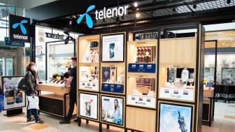 Telenor åbner ny konceptbutik i Ballerup
