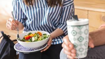So einfach lässt sich Müll vermeiden: Villeroy & Boch setzt auf Porzellan statt Plastik