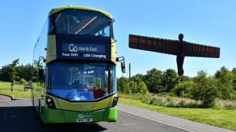 Prestigious awards shortlisting for Go North East's accessibility and inclusive tourism