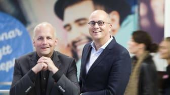 Martin Fransson och Johan Quist