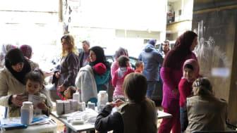 Syrien: De mest utsatta - flyktingar från Syrien berättar