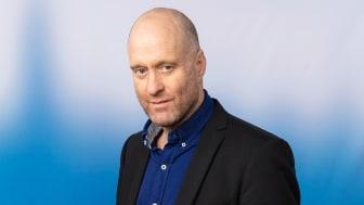David Eberhard. Foto: Mattias Ahlm/Sveriges Radio
