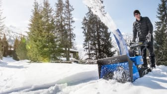 Yamaha Snow Throwers  -Making Life Easier and More Fulfilling for People in Snowy Regions  Yamaha Motor Newsletter(Jan.15, 2018 No.61)