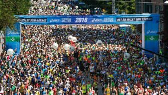 Ny bana när ASICS Stockholm Marathon firar 40
