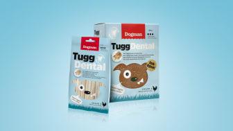 TUGG Dental. Unik produkt för bättre/daglig tandhälsa!