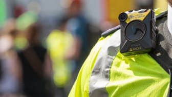 Northumbria's Dr Diana Miranda has studied the use of body-worn cameras by police officers.
