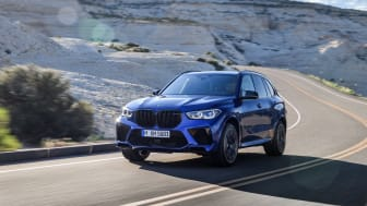 Nya BMW X5 M och BMW X5 M Competition