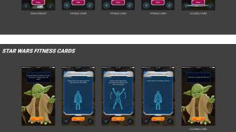 Frozen 2 and Skywalker Saga - Fitness Training Cards.png