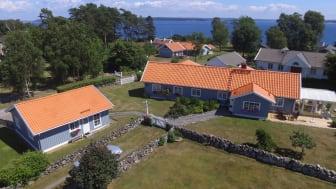 Vittinge taktegel i årets vinnande tak i Onsala