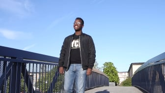 Mohammed Daud - en ung och positiv kraft i Oxhagen.
