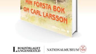 Carl Larsson i pekbok och utställning