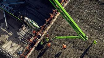 HMSREG sikrer at alle mannskaper på en byggeplass har et etablert ansettelsesforhold til en godkjent leverandør på prosjektet.