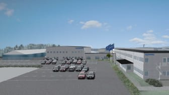 Pressinbjudan: första spadtaget för en ny fabrikshall i Torsås
