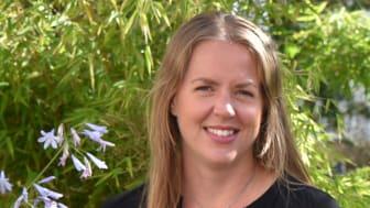 Annie Niubó, utvecklingsstrateg i Eslövs kommun