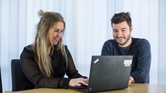 Trainors e-læringskurs frigjør kapasitet hos skoleverket, og forbereder studentene på arbeidslivet. Foto: Trainor AS