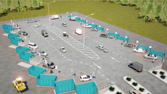 Andra chansen varje dag med Helsingborgs nya återvinningscentral