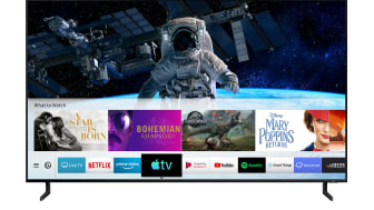 Apple TV och stöd för AirPlay 2 på Samsungs Smart TV