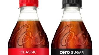 Sinebrychoffin käyttämien  uusien pullojen kierreosa on neljä millimetriä matalampi kuin ennen. Uusien pullojen myötä markkinoille päätyy huomattavasti vähemmän muovia - yli 24 miljoonaa  puolen litran Coca-Cola-pulloa vastaava muovimäärä.