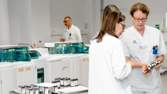 Norra Europas största medicinska laboratorium satsar nytt för patienten