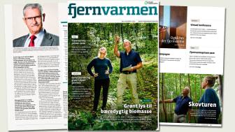 Oktober-udgaven af magasinet Fjernvarmen er ude nu.