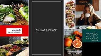 Sodexo tecknar nytt avtal för FM mat & dryck