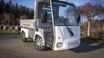 PRO Litium Work Truck till Svenska Kyrkan