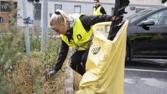 Varje år deltar hundratals idrottsungdomar från Haninge i det återkommande miljöprojektet För ett hållbart Haninge, som i år sker den 26 april.