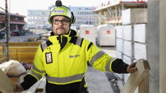 Daniel Kjørberg Siraj, koncernchef OBOS BBL