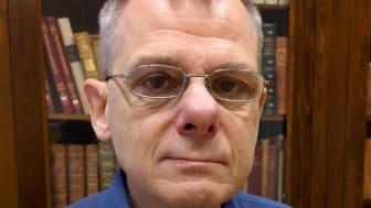 Gymnasieläraren Ingvar Nilsson är en av mottagarna av Kungl. Vitterhetsakademiens lärarpris 2021.