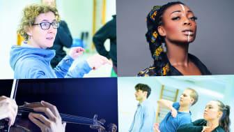 Göteborgs Symfoniker och Regionteater Västs samarbete får urpremiär online