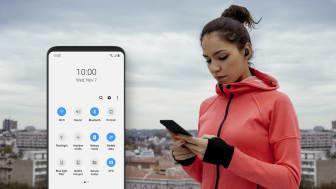 Innovative Samsung One UI gjør smarttelefonen enklere å bruke