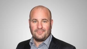 Torbjörn Jönsson, nordisk projektchef  Interxion