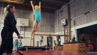 Hallbrist sätter stopp för gymnastiken