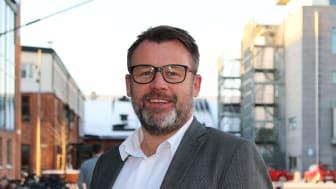 Patrik Bergman, investerare och styrelsemedlem, Hencol. Foto Janni Umeland