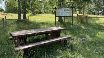 Råsvalslund i Guldsmedshyttan - ett nytt besöksmål i Bergslagen.