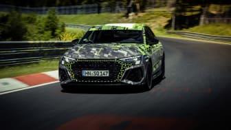 Audi RS 3 sætter ny rekord på Nürburgring Nordsløjfen
