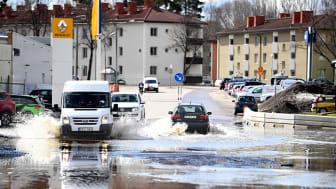 Översvämningskartor är inte pålitliga