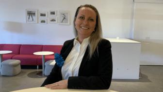 Anna Wallm, ny hotelldirektör på Quality Hotel Park Södertälje