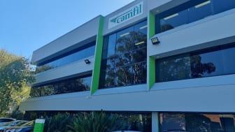 Camfil Australia's office and warehouse in Sydney