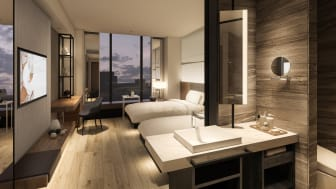 AC Hotel by Marriott Tokyo Ginza Opened July 9, 2020
