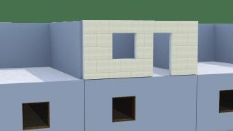 Serporoc prefab är prefabricerade betongelement som förses med isolering och fästen i betongfabriken