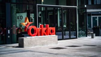 Orkla signerer europeisk plasterklæring