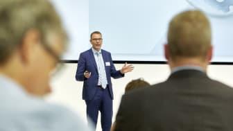 Martin Skov Skjøth-Rasmussen er formand for den ATV-arbejdsgruppe, der har udarbejdet rapporten.