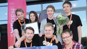 Grief tog hem Skövde Academic Game Award